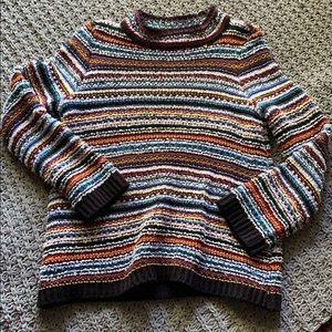 LOFT | multi color sweater